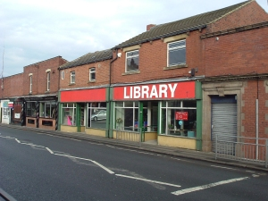 Holbeck library
