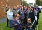 Cottingley clean up