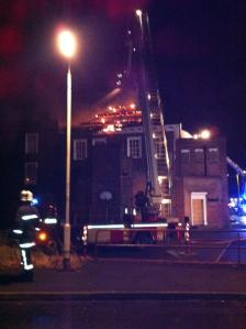 Middleton Arms fire