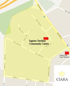 CIARA area