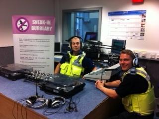 Police on South Leeds Community Radio