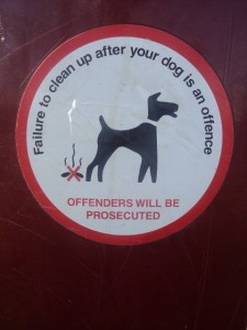 Scoop it up: Dog fouling reports continue