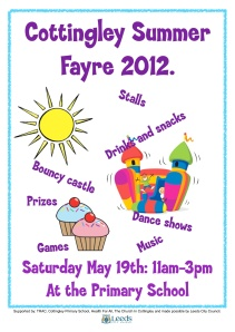 Cottingley Summer Fayre 2012