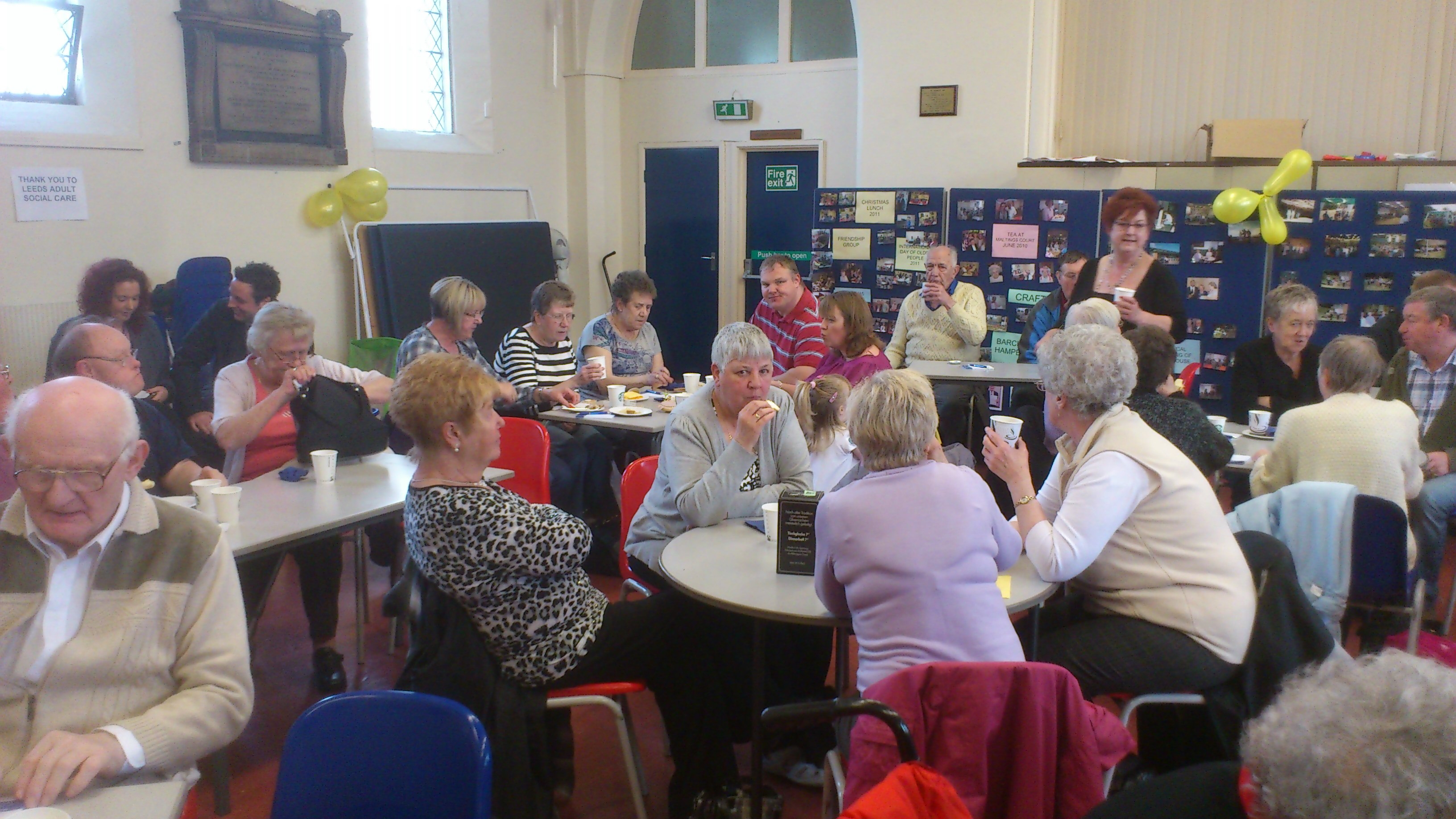 Photos: Holbeck Elderly Aid's 20th birthday