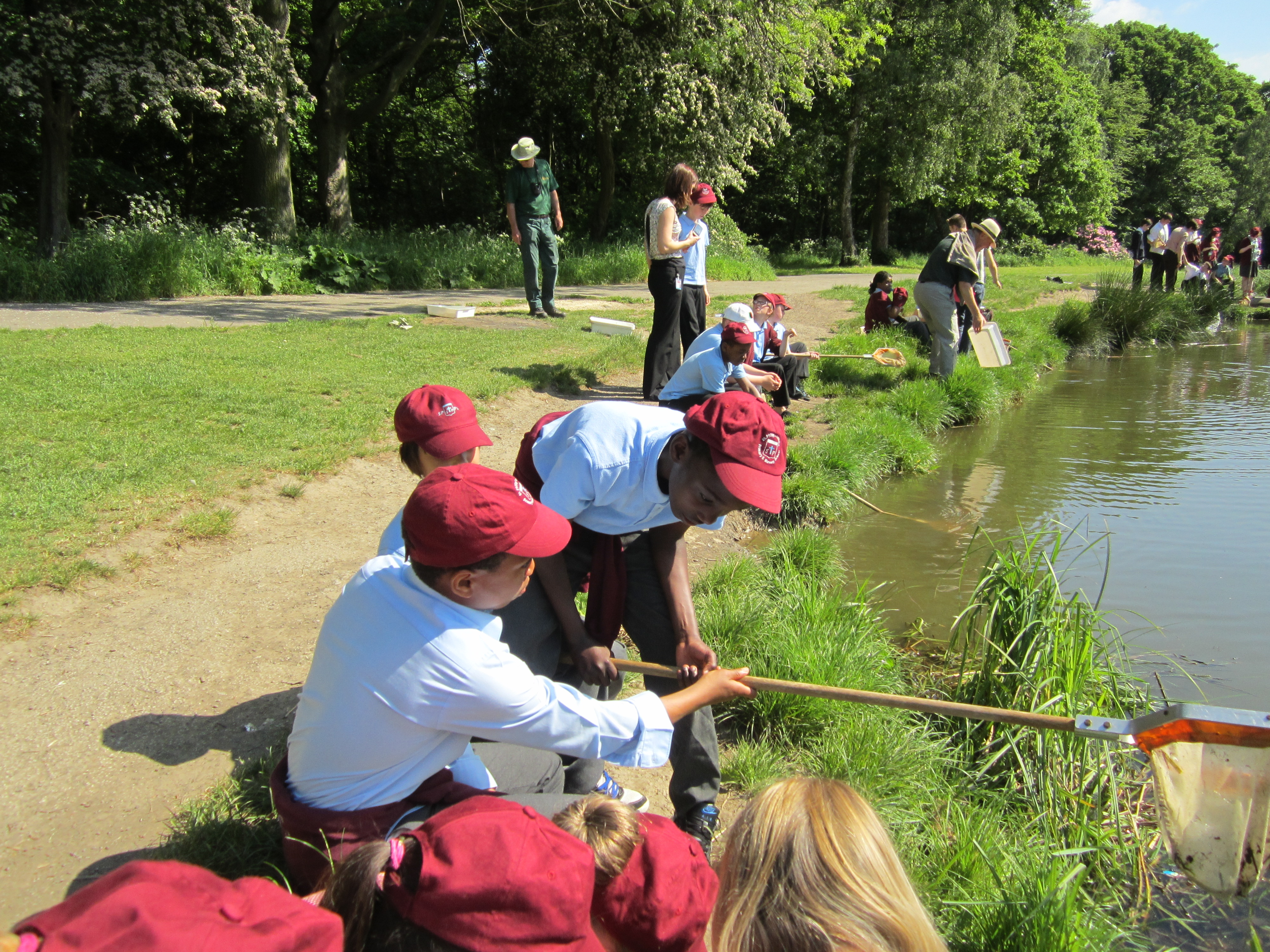 Youngsters enjoy Middleton Park Schools Heritage Day