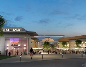 white rose centre cinema proposals